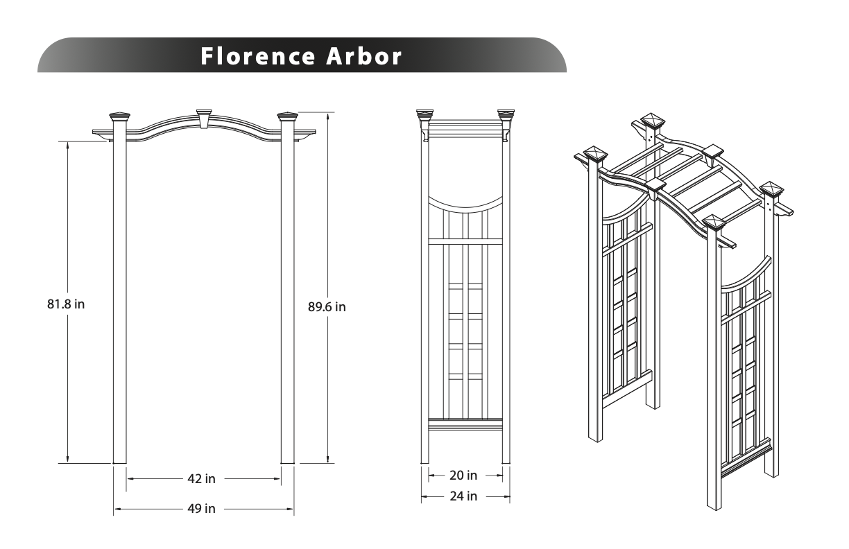 Florence Arbor Image