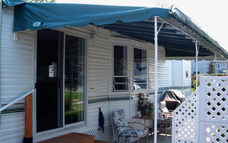 Vinyl Patio Canopy