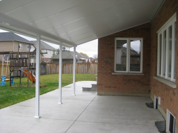 Insulated Patio Covers Do It Yourself Insulated Roofing