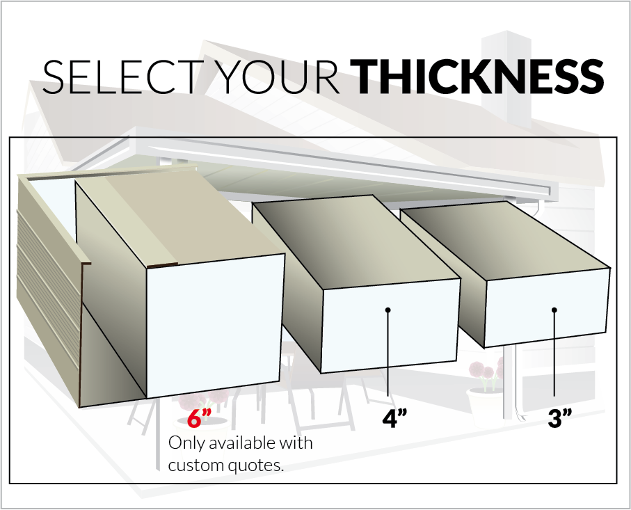 Select Thickness
