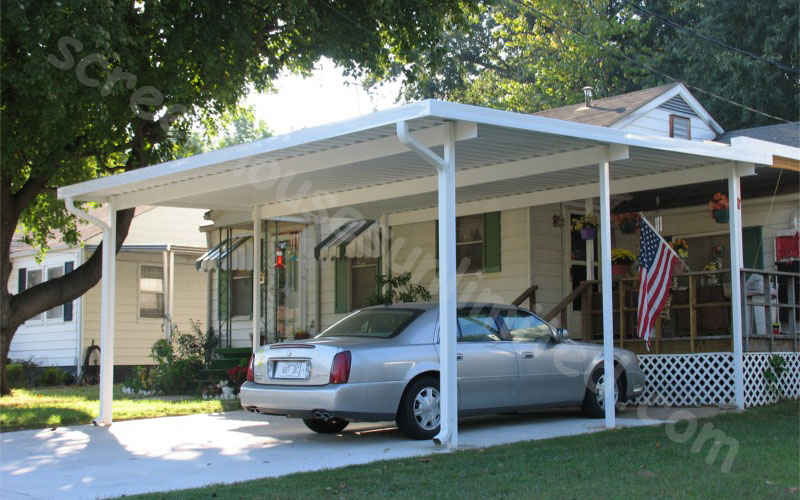 Aluminum W Pan Patio Covers Nationwide Delivery Included